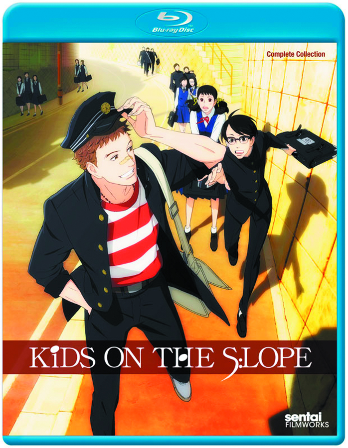 KIDS ON THE SLOPE COMP COLL BD