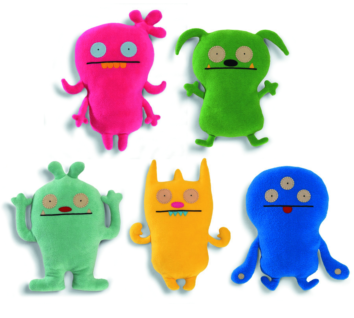 UGLYDOLL 2013 INTRO CLASSIC 13-IN PLUSH ASST