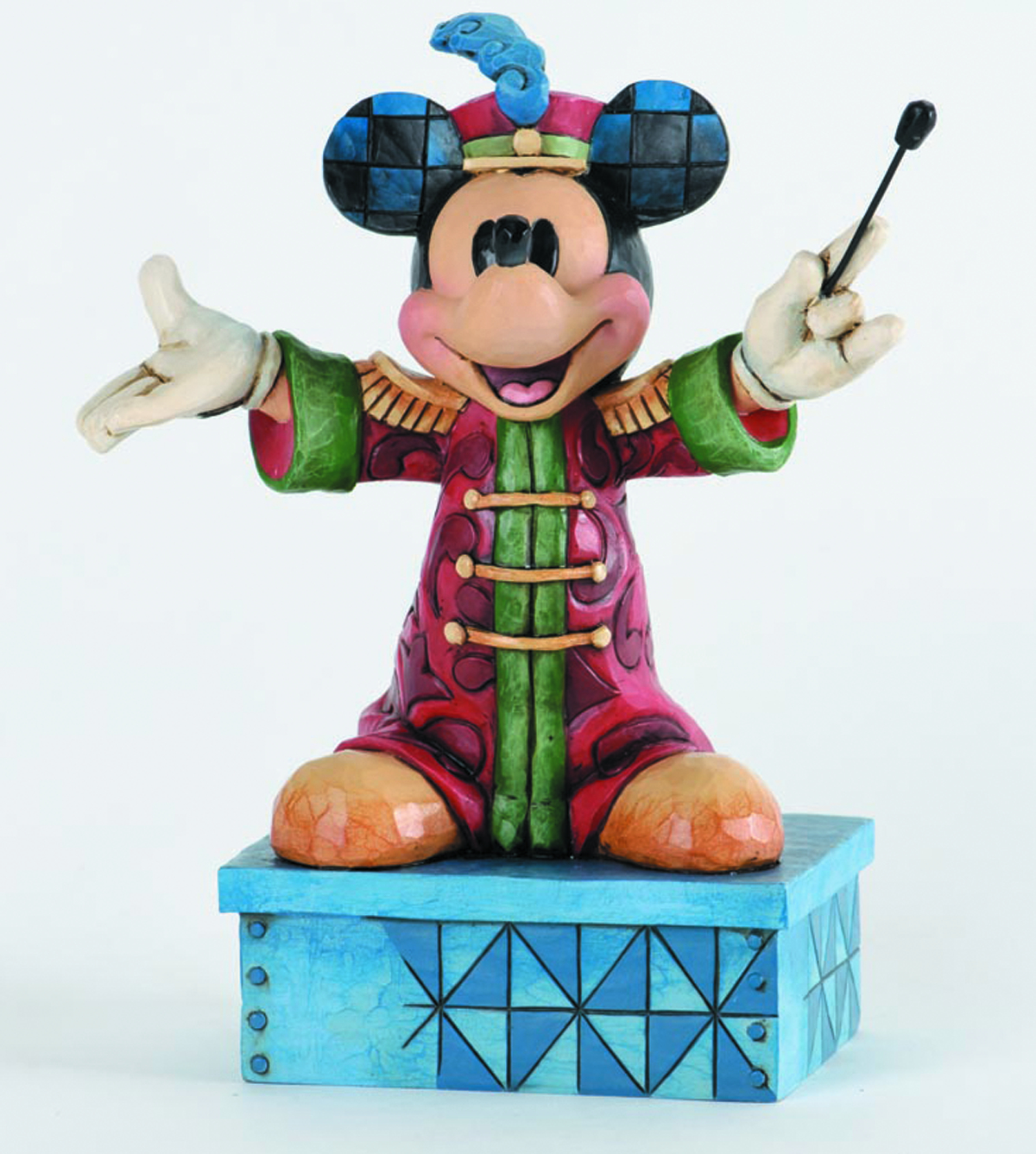 DISNEY TRADITIONS BAND LEADER MICKEY MOUSE
