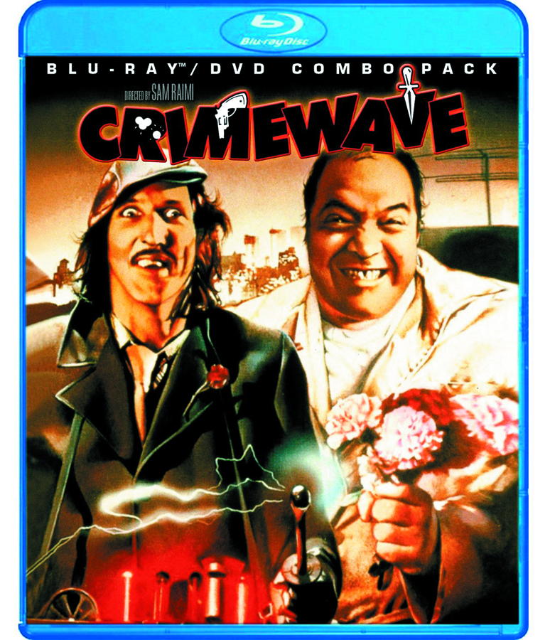 CRIMEWAVE BD + DVD