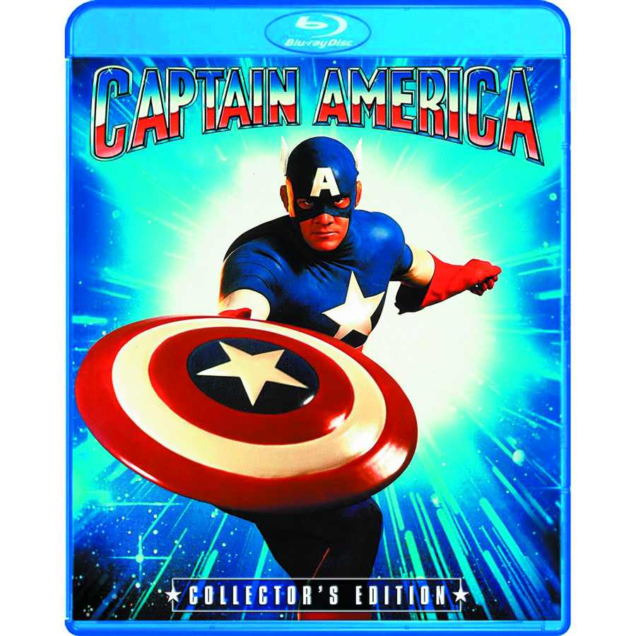 CAPTAIN AMERICA 1990 BD