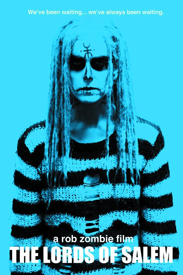 LORDS OF SALEM BD + DVD