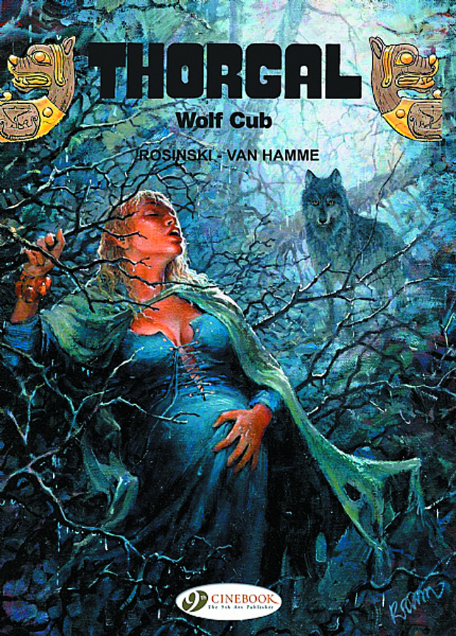 THORGAL GN VOL 08 WOLF CUB