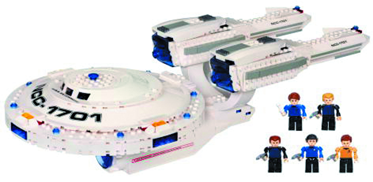 KRE-O STAR TREK ENTERPRISE CS