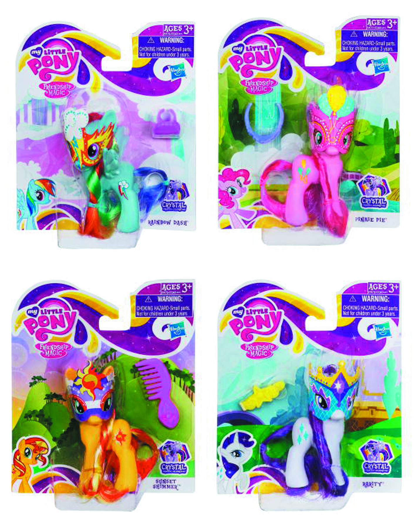 MY LITTLE PONY FIGURE ASST 201303