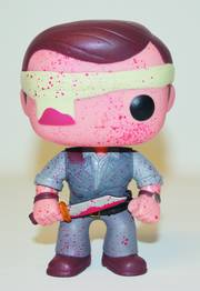 POP WALKING DEAD GOVERNOR PX VINYL FIG BLOODY VER