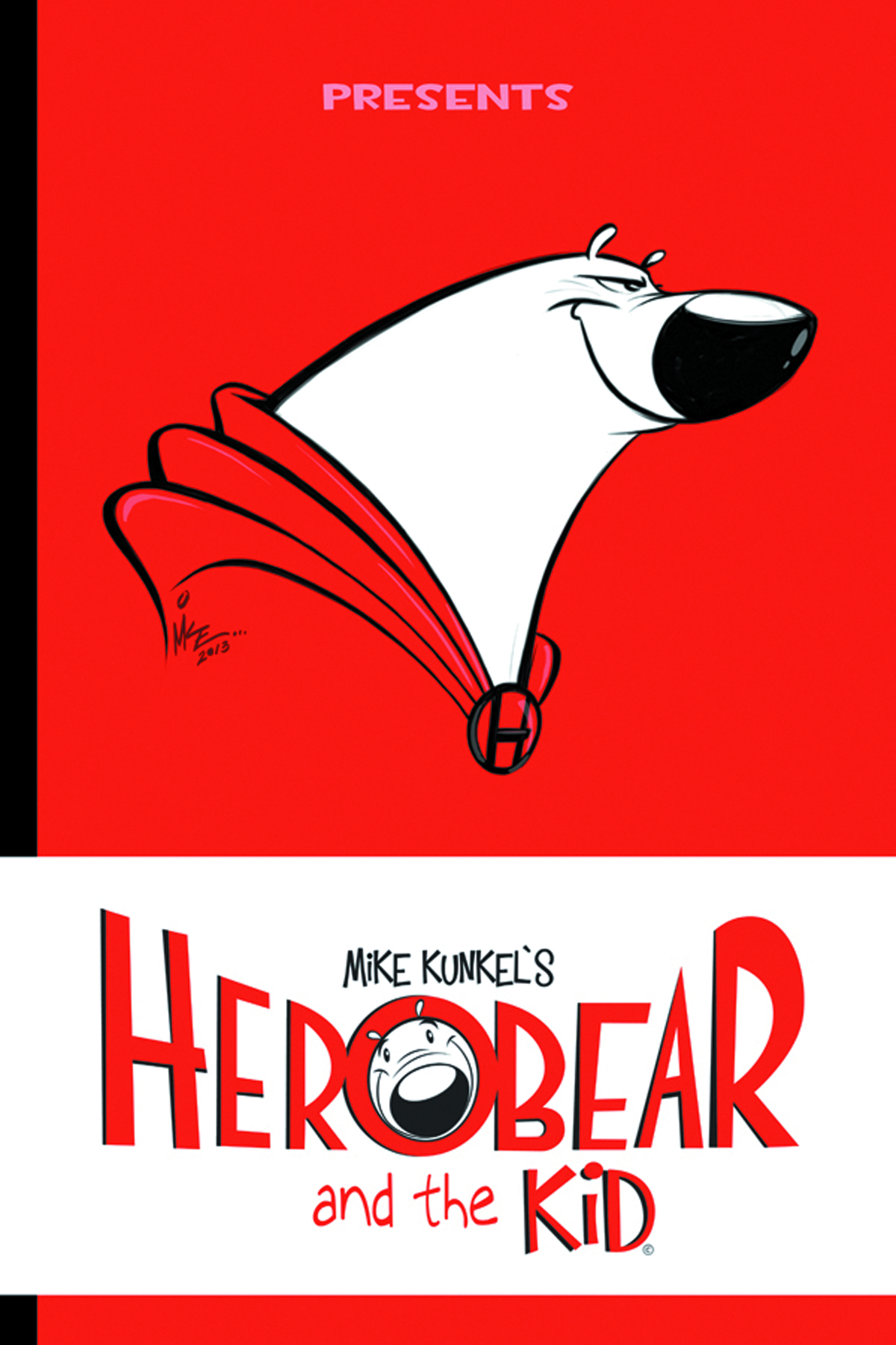 HEROBEAR & THE KID SPECIAL #1
