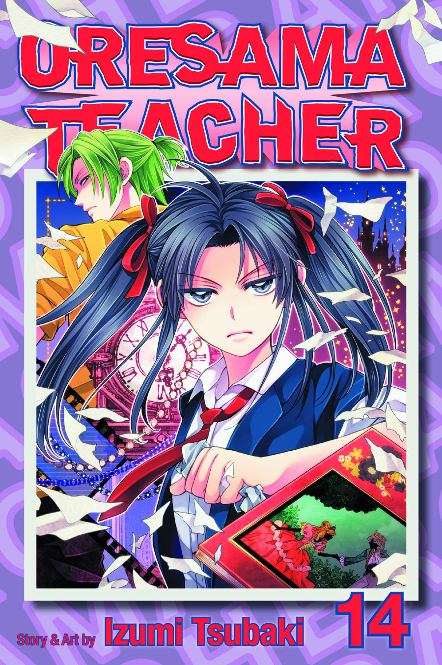 ORESAMA TEACHER GN VOL 14