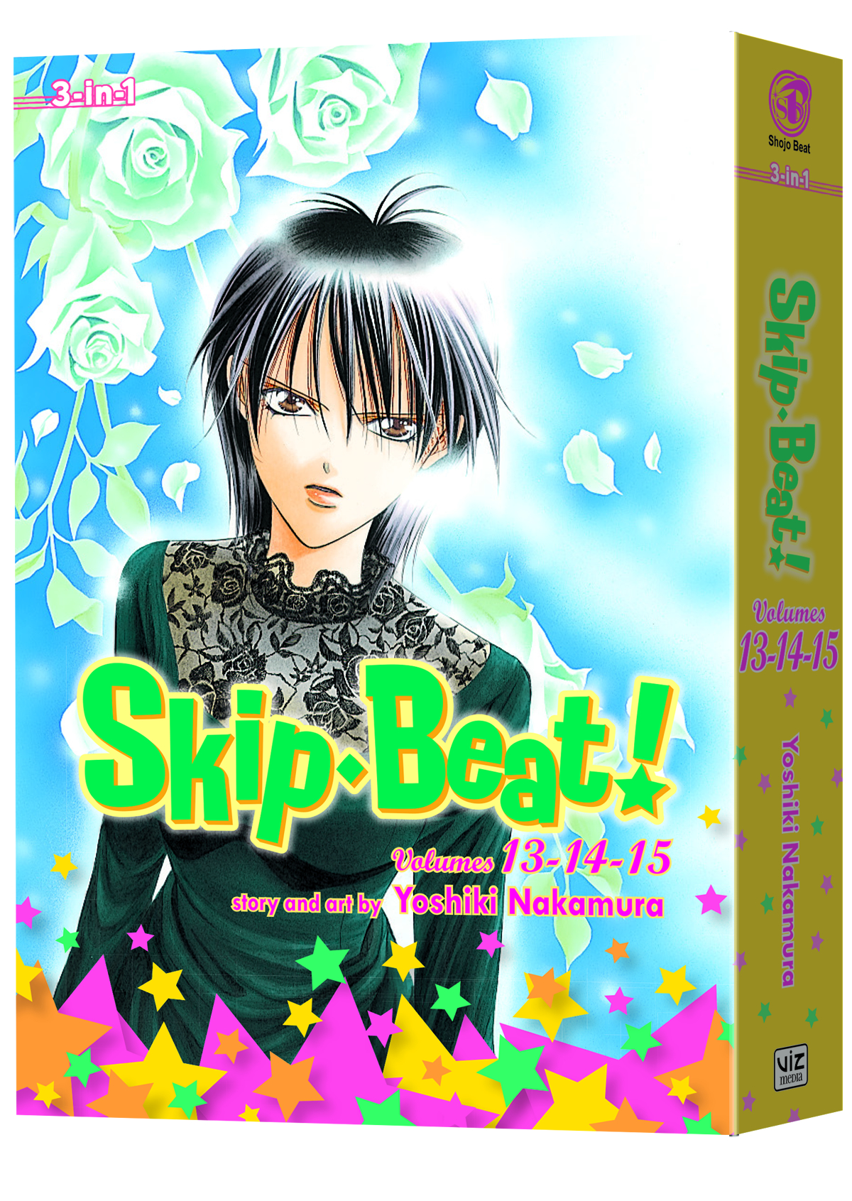 SKIP BEAT 3IN1 TP VOL 05