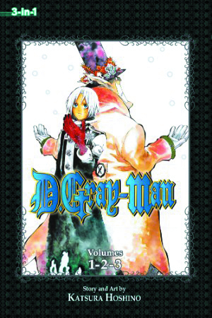 D GRAY MAN 3IN1 TP VOL 01