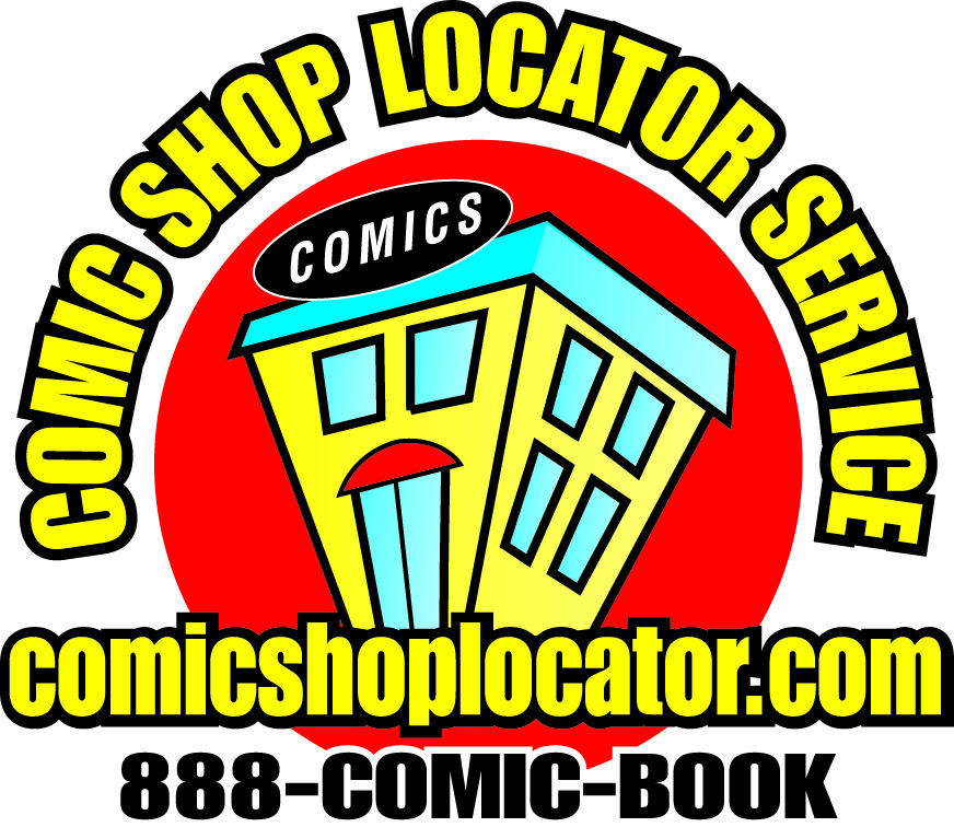 COMIC SHOP LOCATOR SERVICE MAIL-ORDER MONTHLY