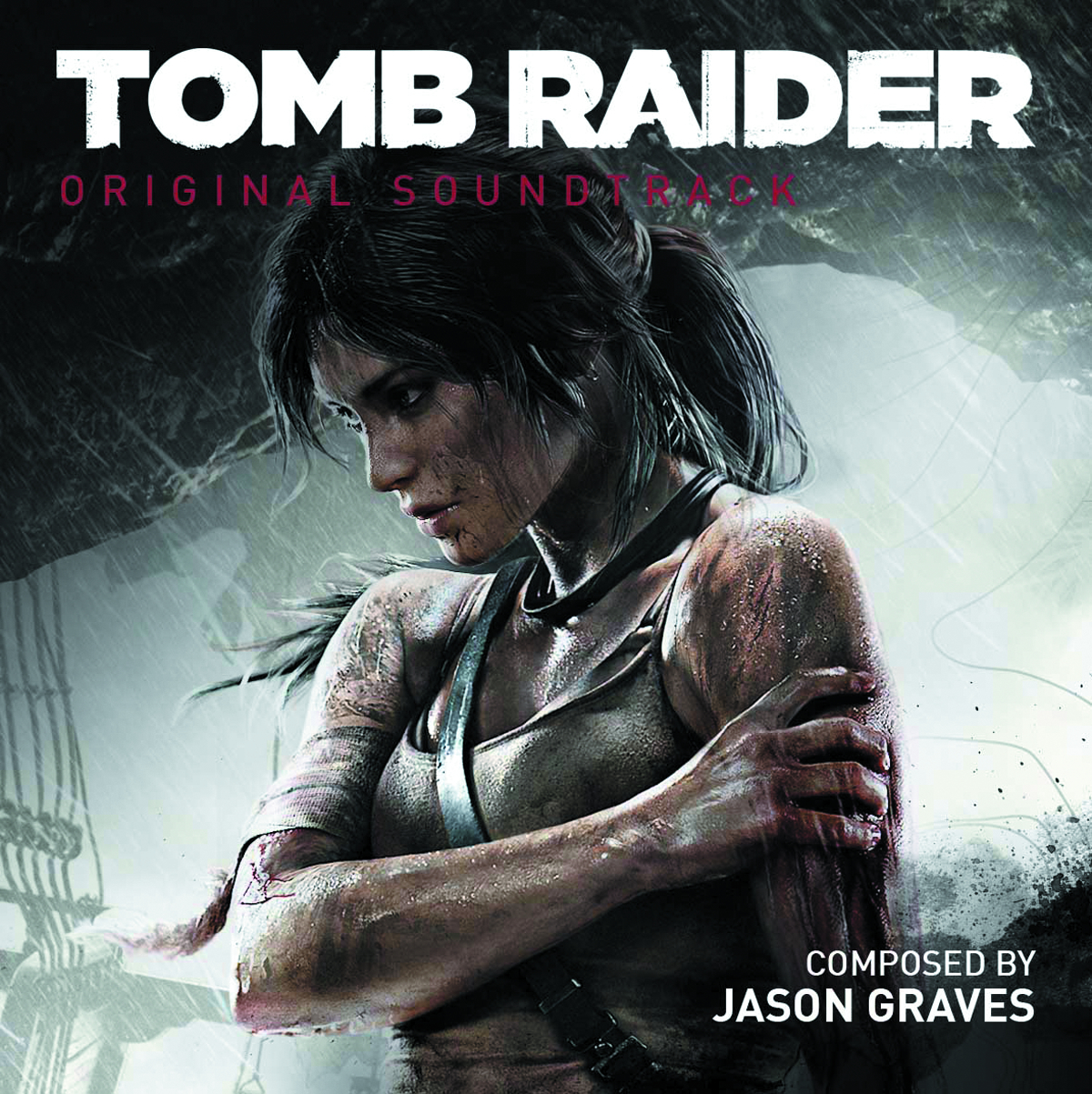 TOMB RAIDER 2013 OST CD