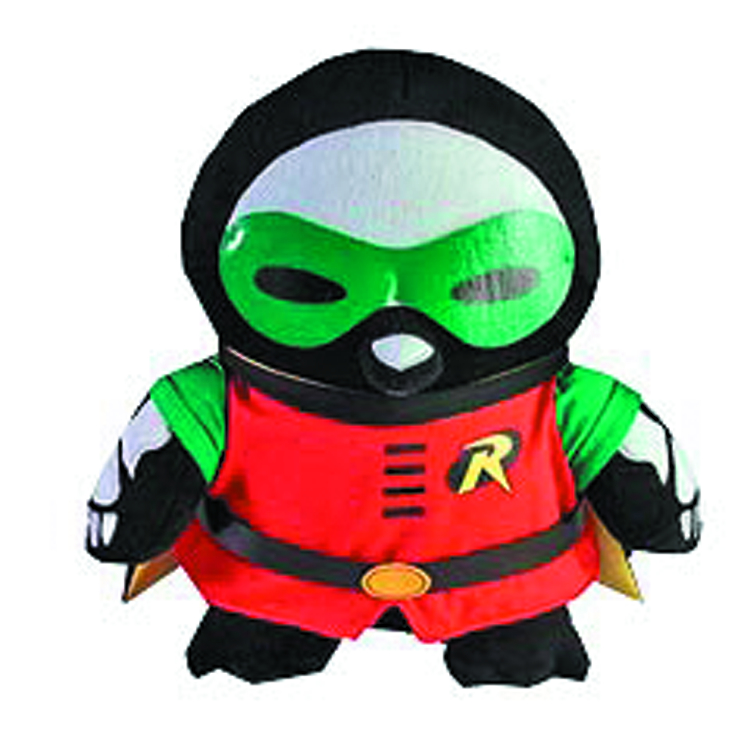 SKELANIMALS ROBIN PEN DLX PLUSH