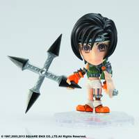 FF TRADING ARTS KAI MINI YUFFIE FIG
