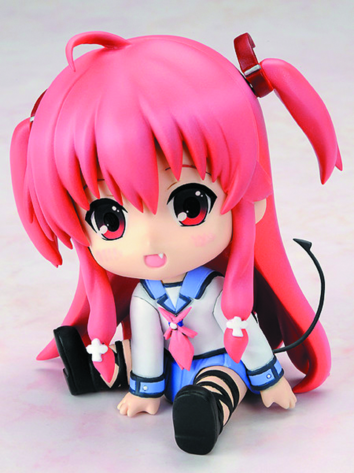 ANGEL BEATS PETANKO YUI PVC FIG