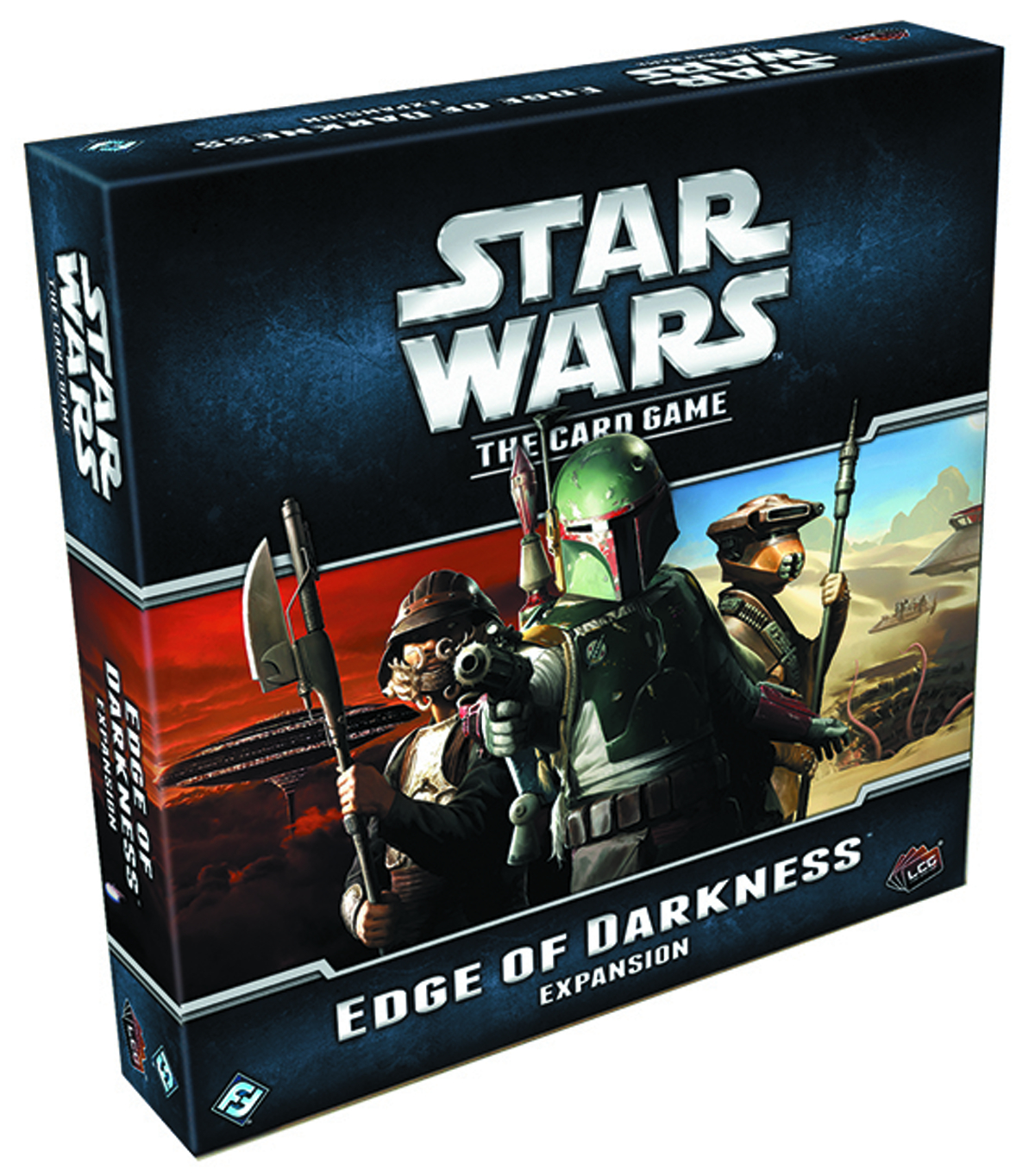 STAR WARS LCG EDGE OF DARKNESS EXPANSION PACK