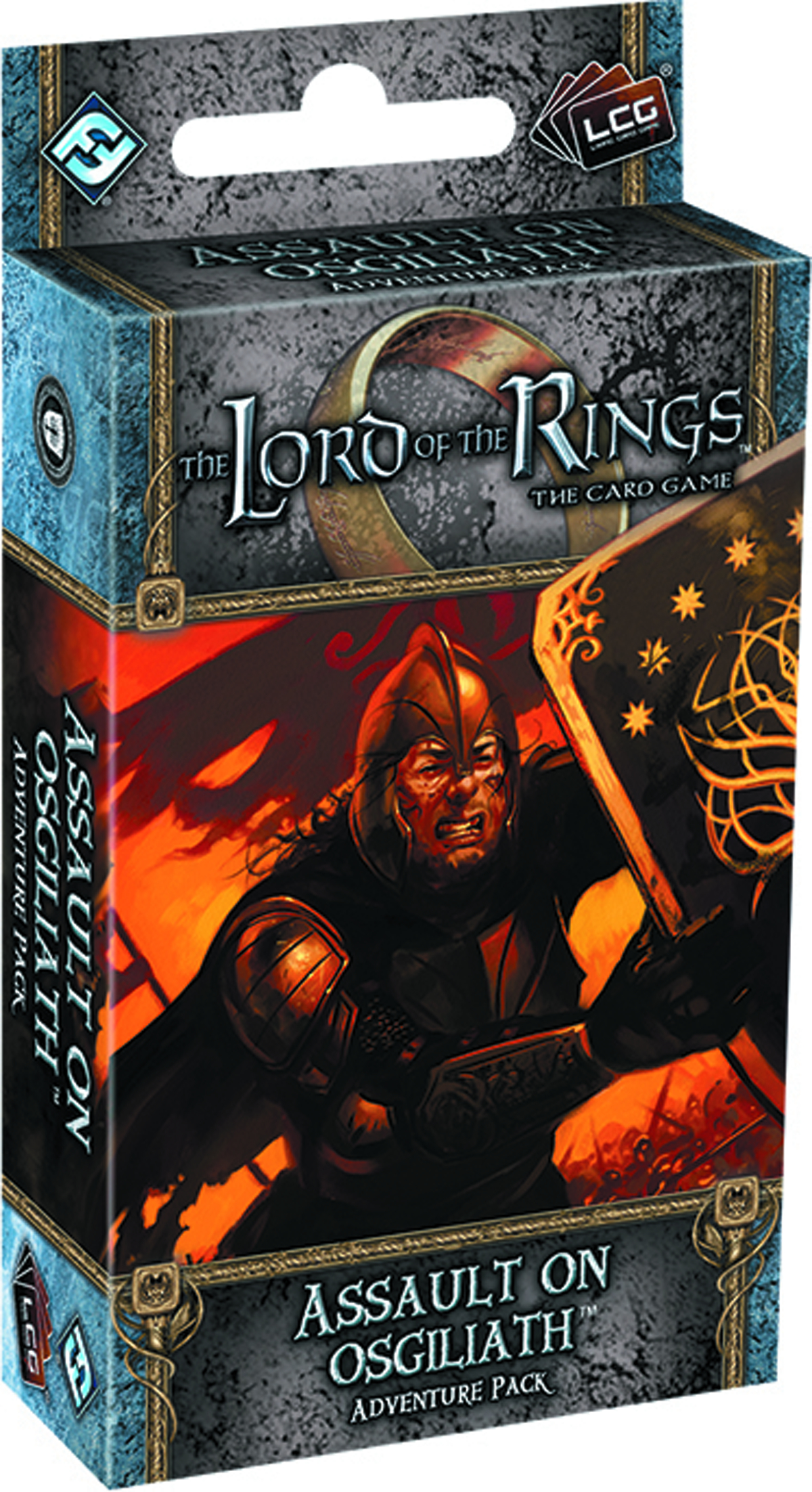 LORD RINGS LCG ASSAULT ON OSGILIATH ADV PACK