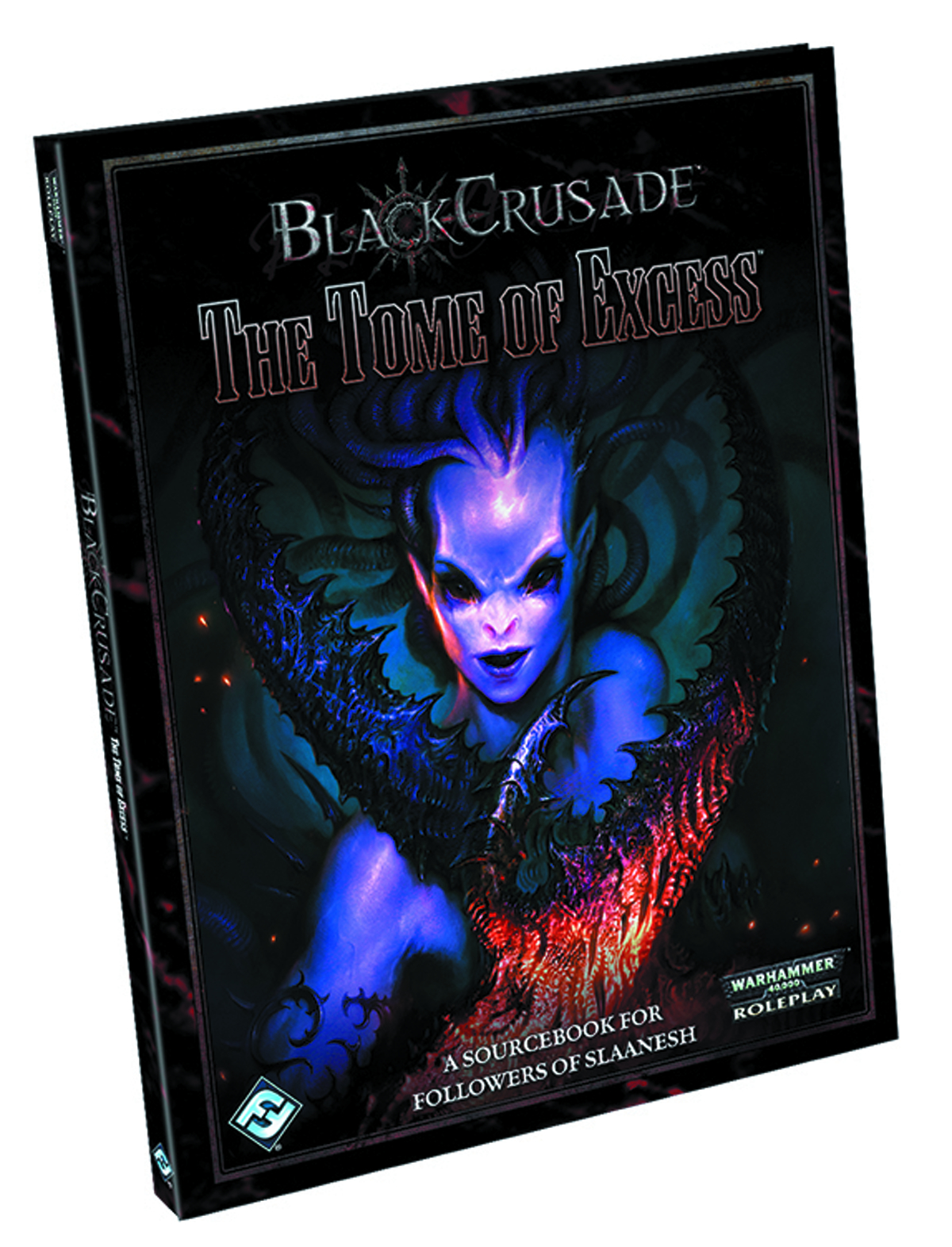 BLACK CRUSADE TOME OF EXCESS