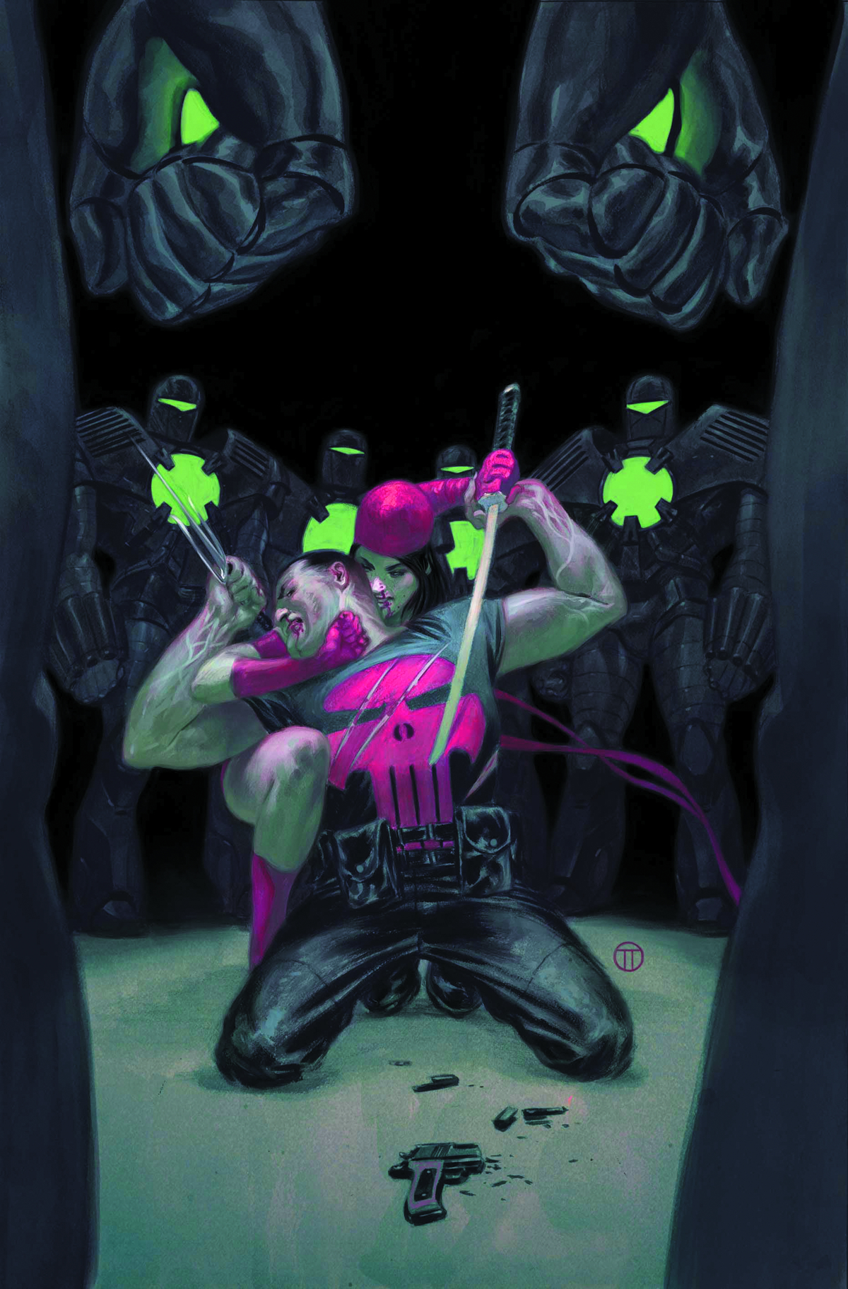 THUNDERBOLTS #11 NOW