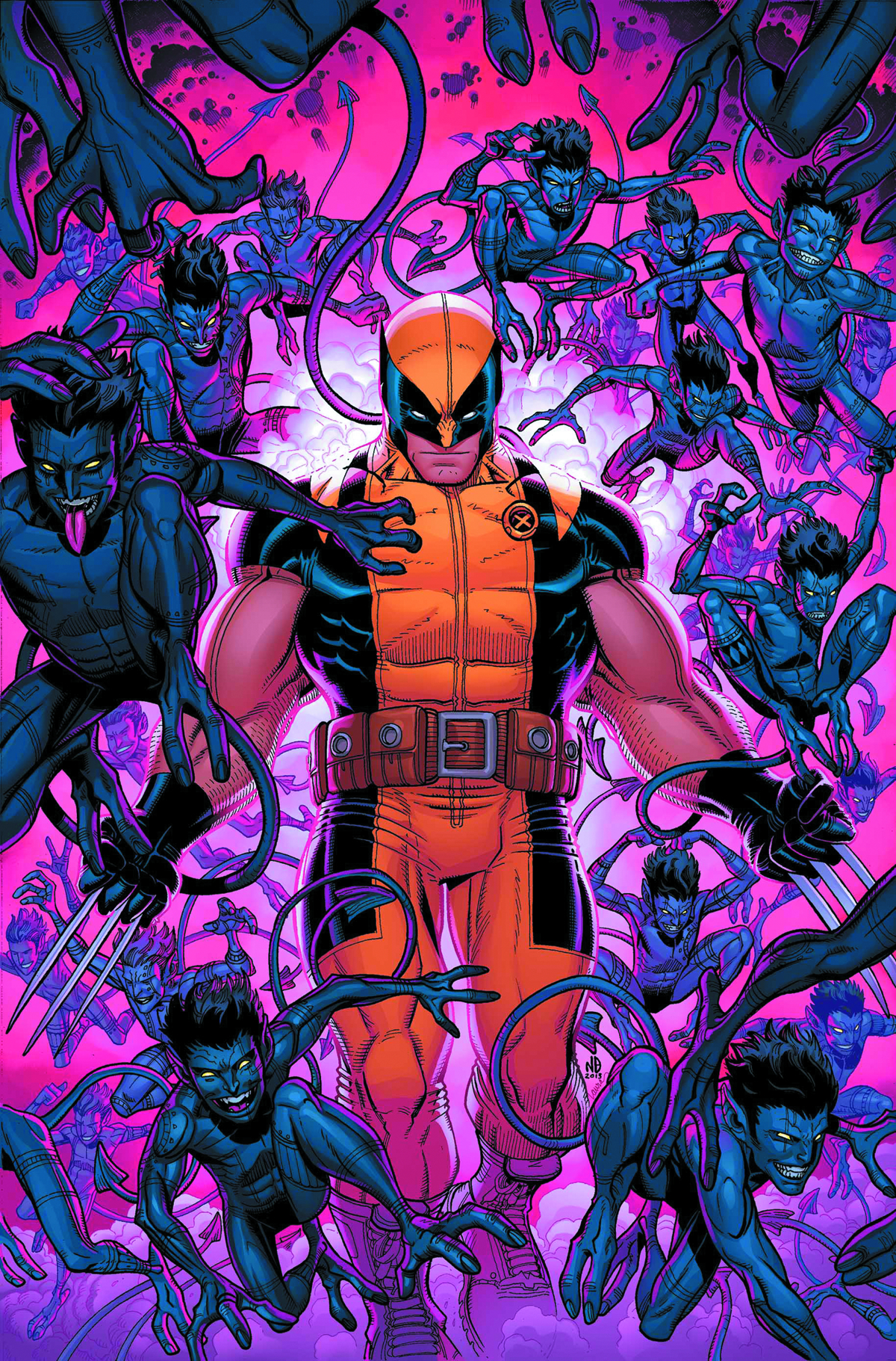 WOLVERINE AND X-MEN #32