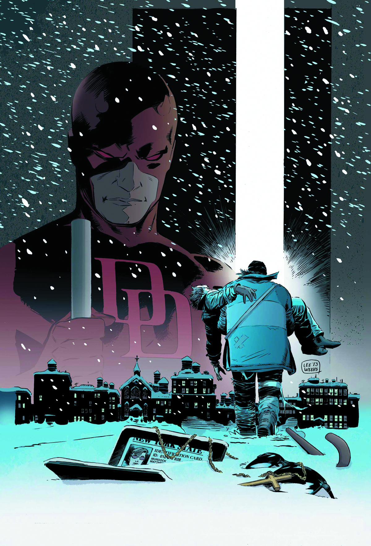 DAREDEVIL DARK NIGHTS #1