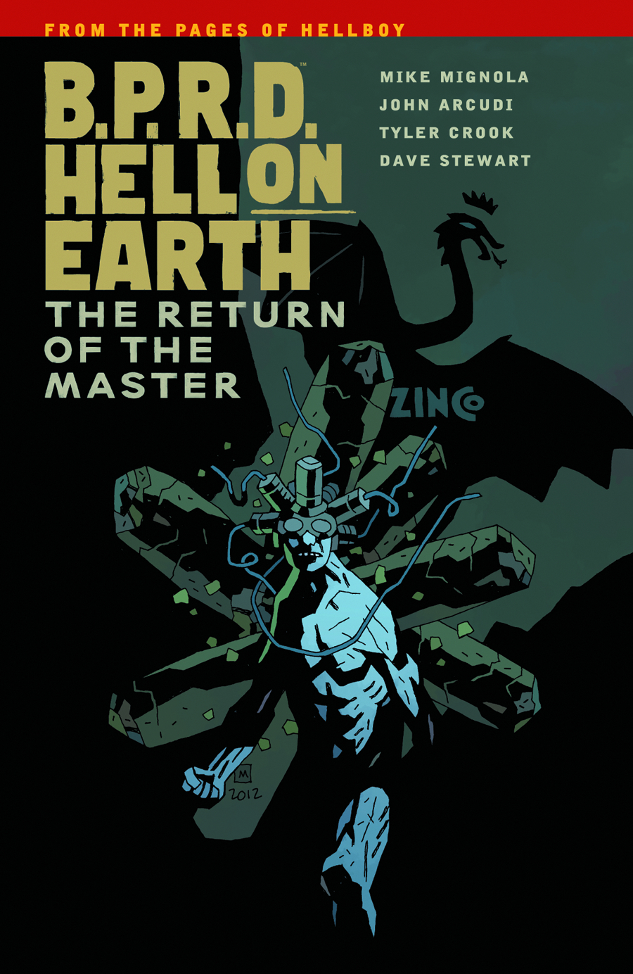 BPRD HELL ON EARTH TP VOL 06 RETURN OF MASTER