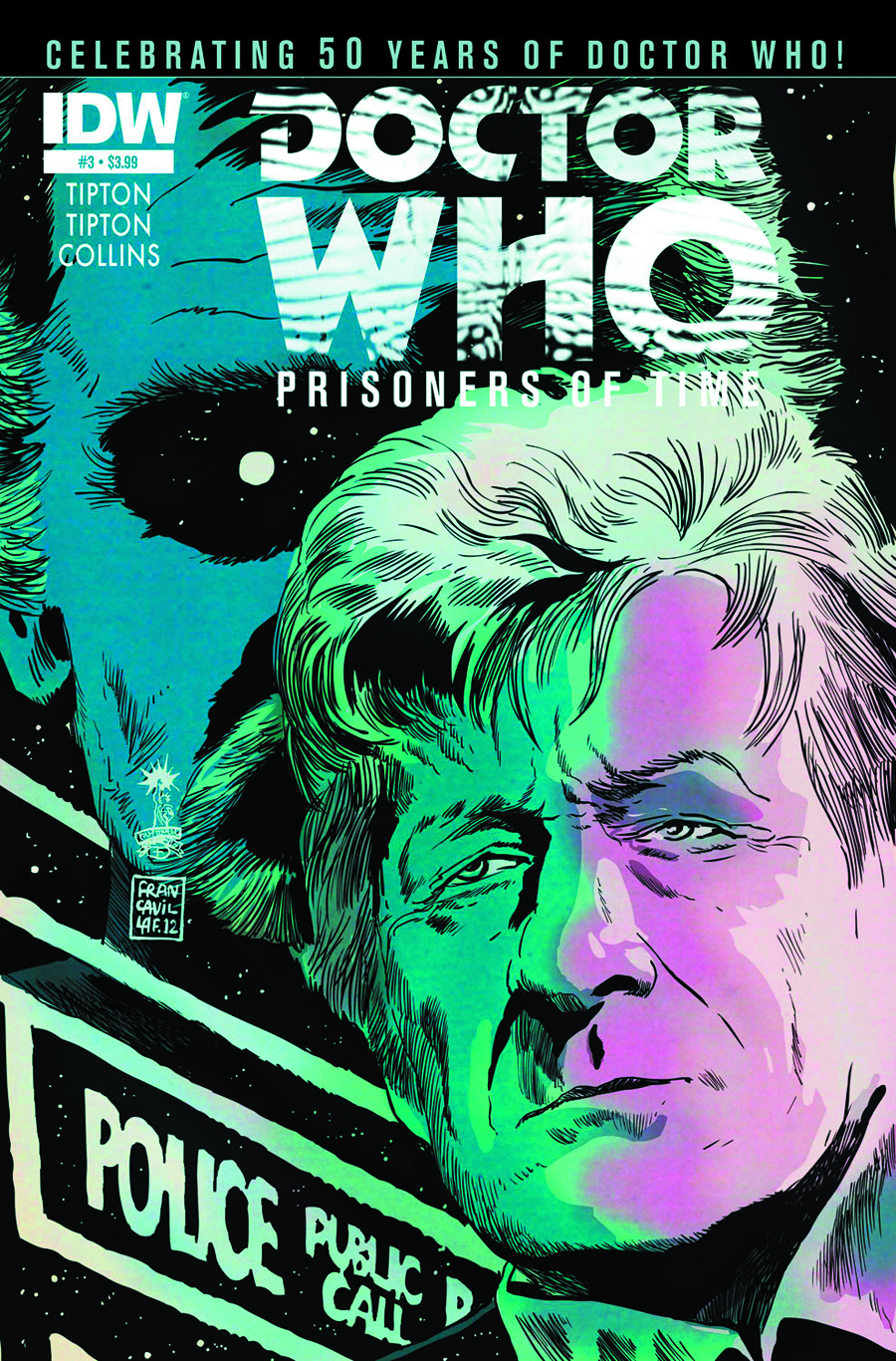 DOCTOR WHO PRISONERS OF TIME #3