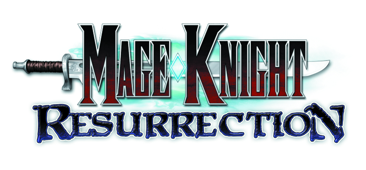 MAGE KNIGHT RESURRECTION CAMPAIGN STARTER SET