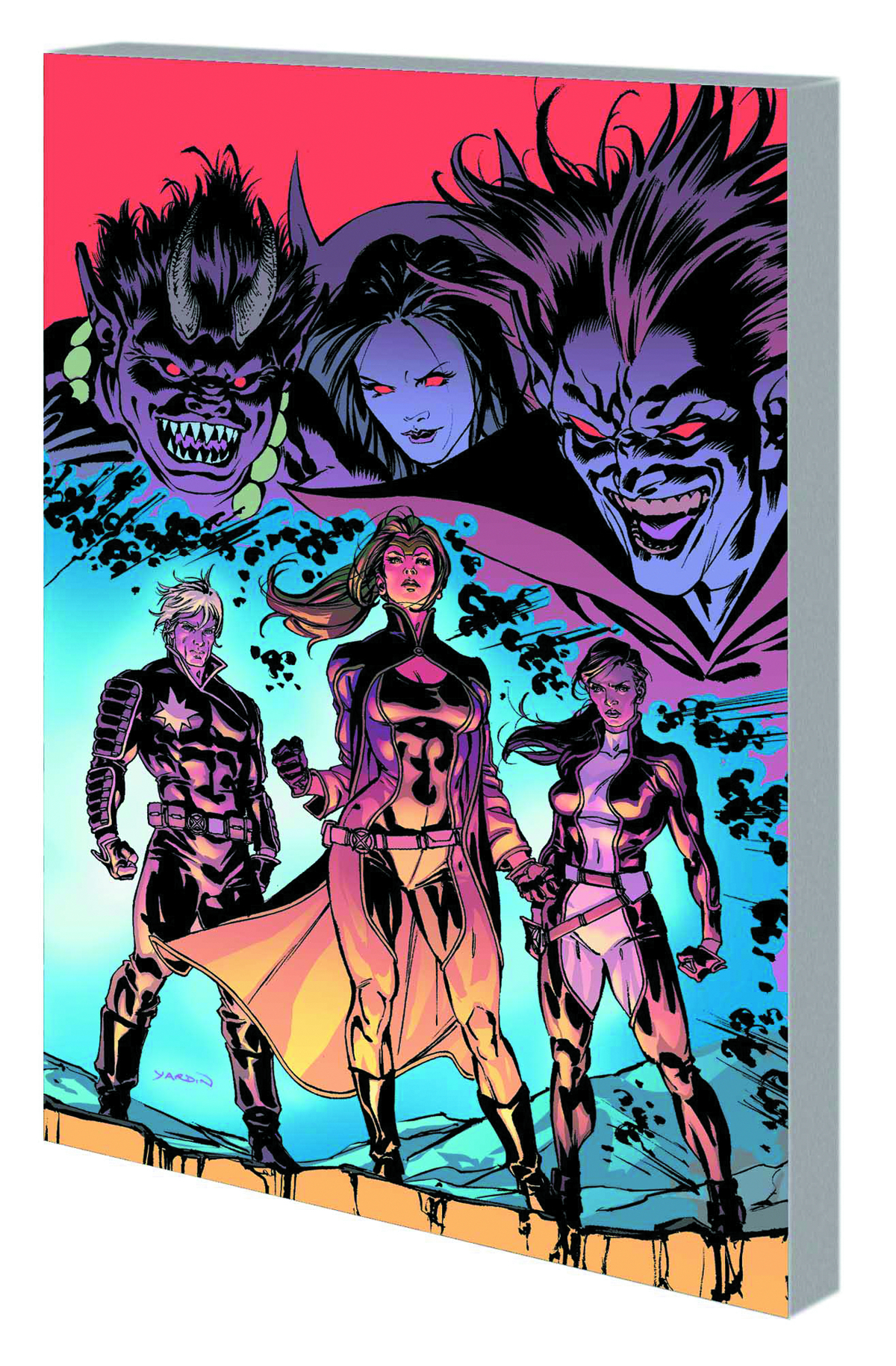 X-FACTOR TP VOL 20 HELL ON EARTH WAR