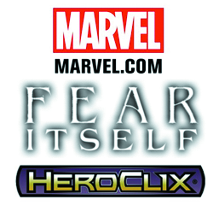 MARVEL HEROCLIX FEAR ITSELF MONTH 1 OP KIT