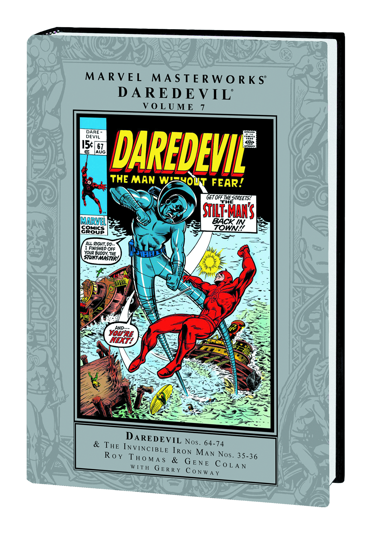 MMW DAREDEVIL HC VOL 07
