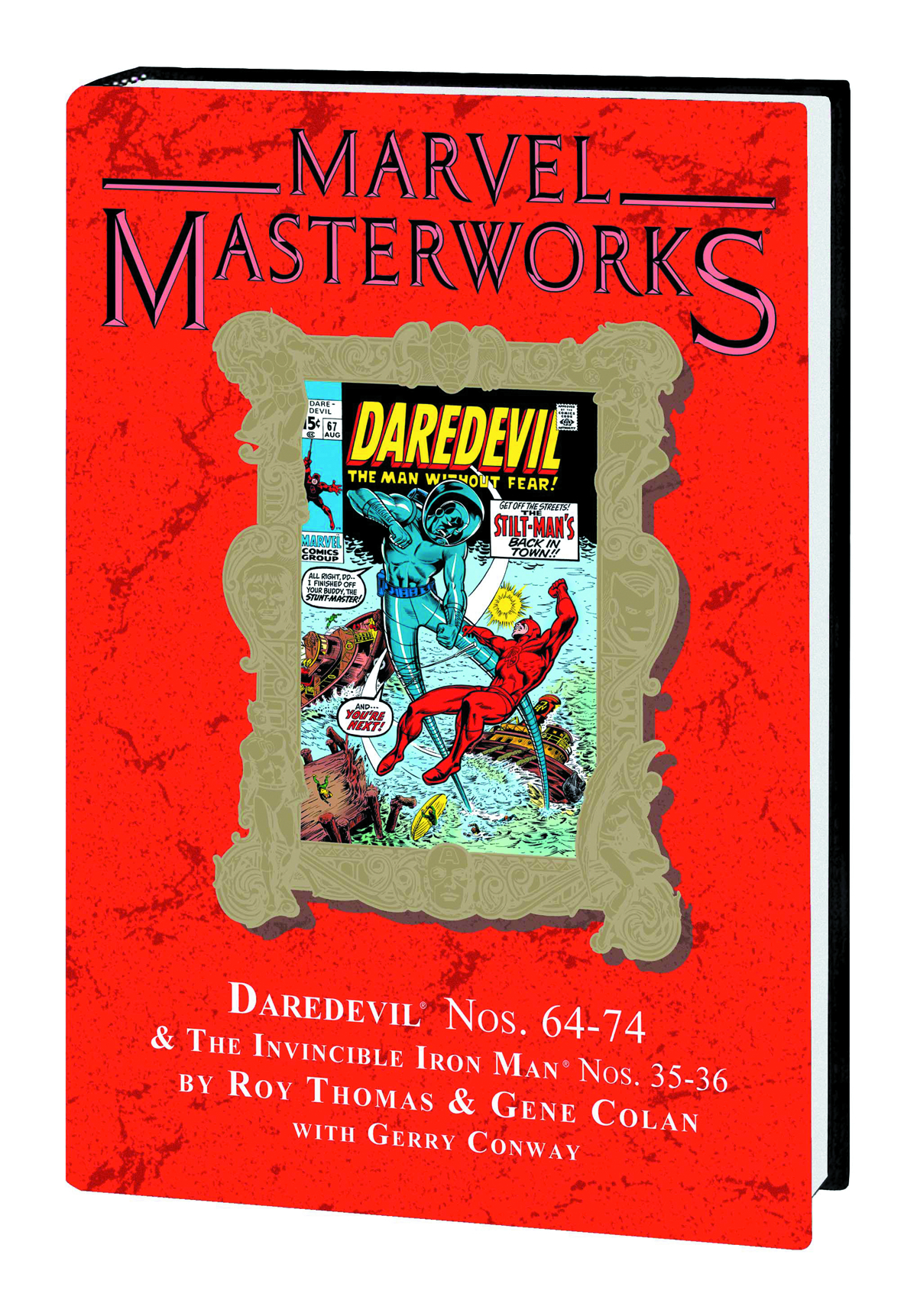 MMW DAREDEVIL HC VOL 07 DM VAR ED 198