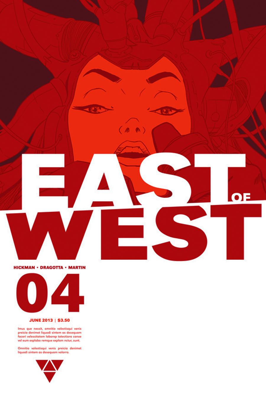 (USE JUN138041) EAST OF WEST #4