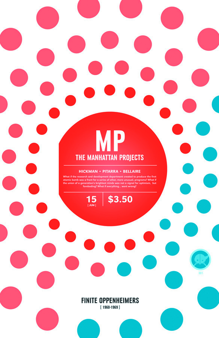 MANHATTAN PROJECTS #15