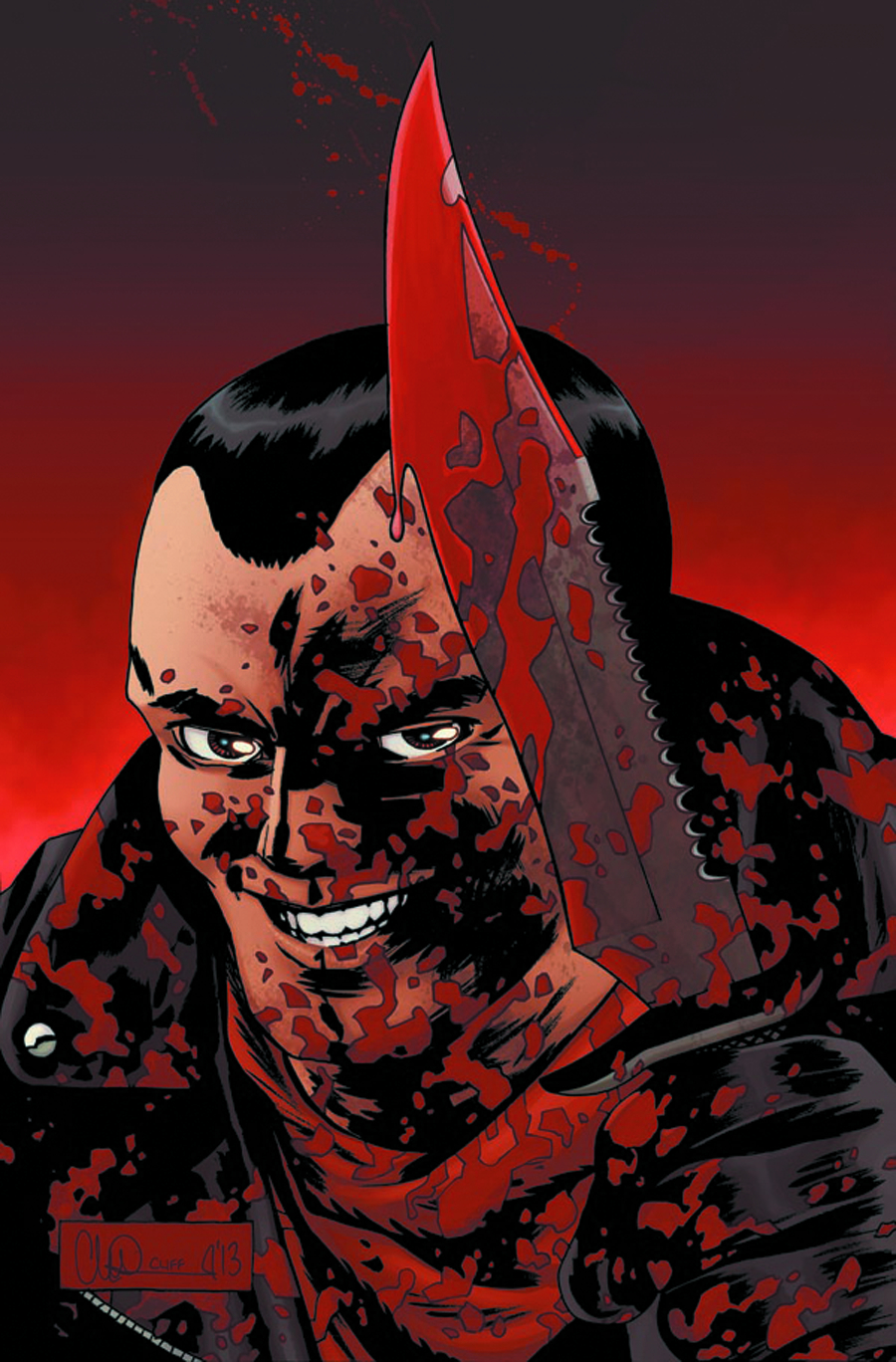 WALKING DEAD #111 (MR)