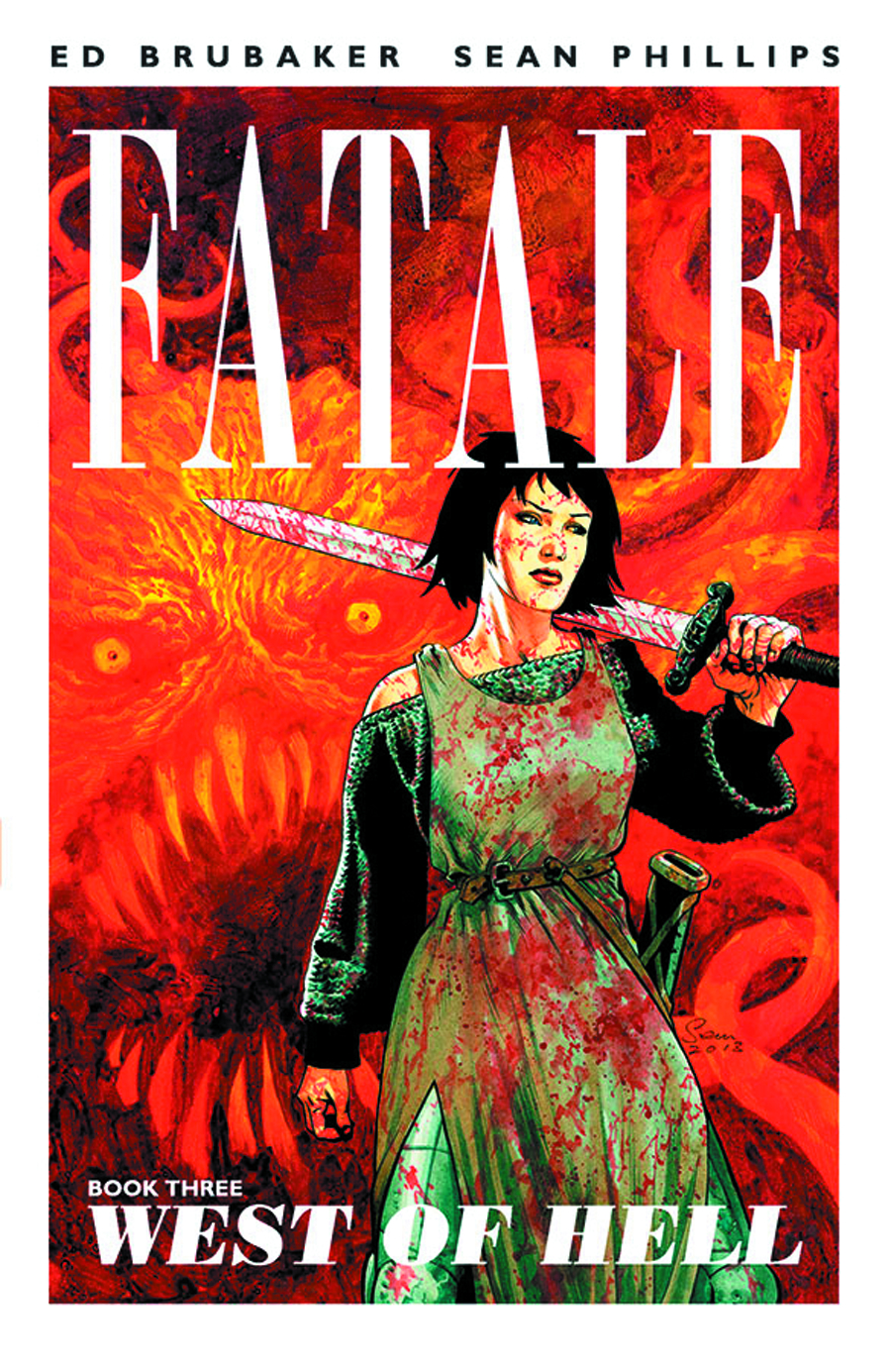 FATALE TP VOL 03 WEST OF HELL (MR)