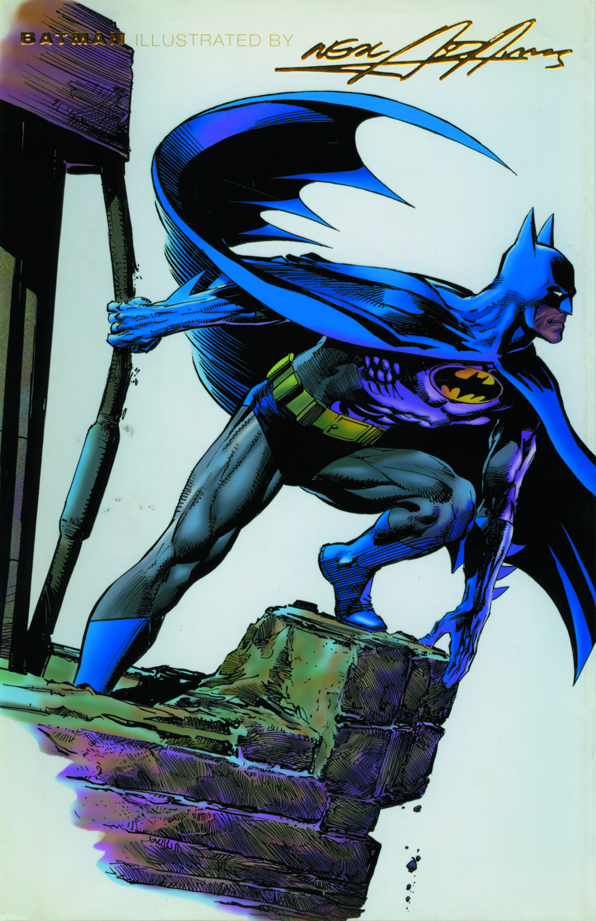BATMAN ILLUSTRATED BY NEAL ADAMS TP VOL 03