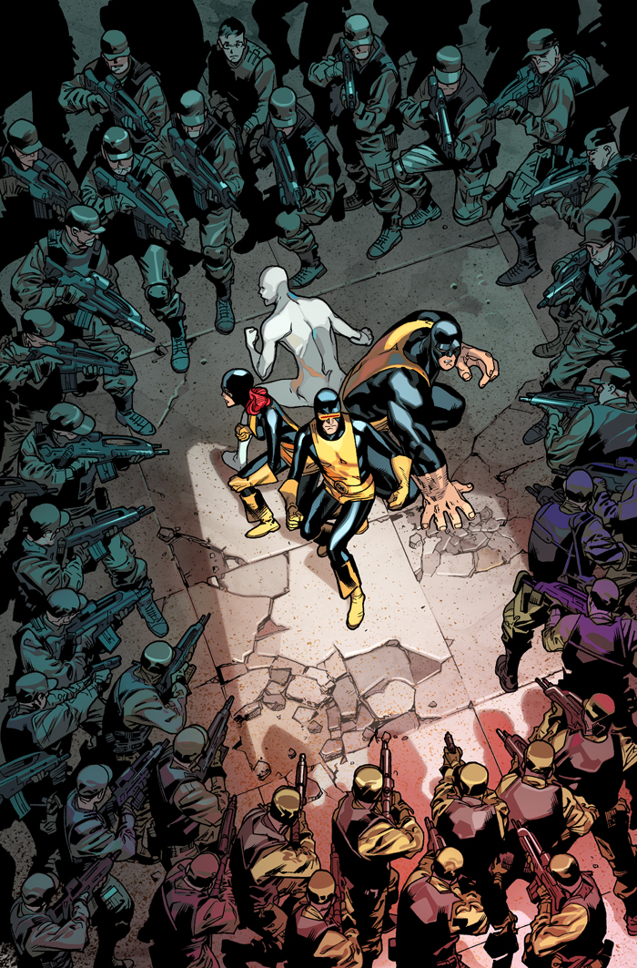 ALL NEW X-MEN #13 NOW