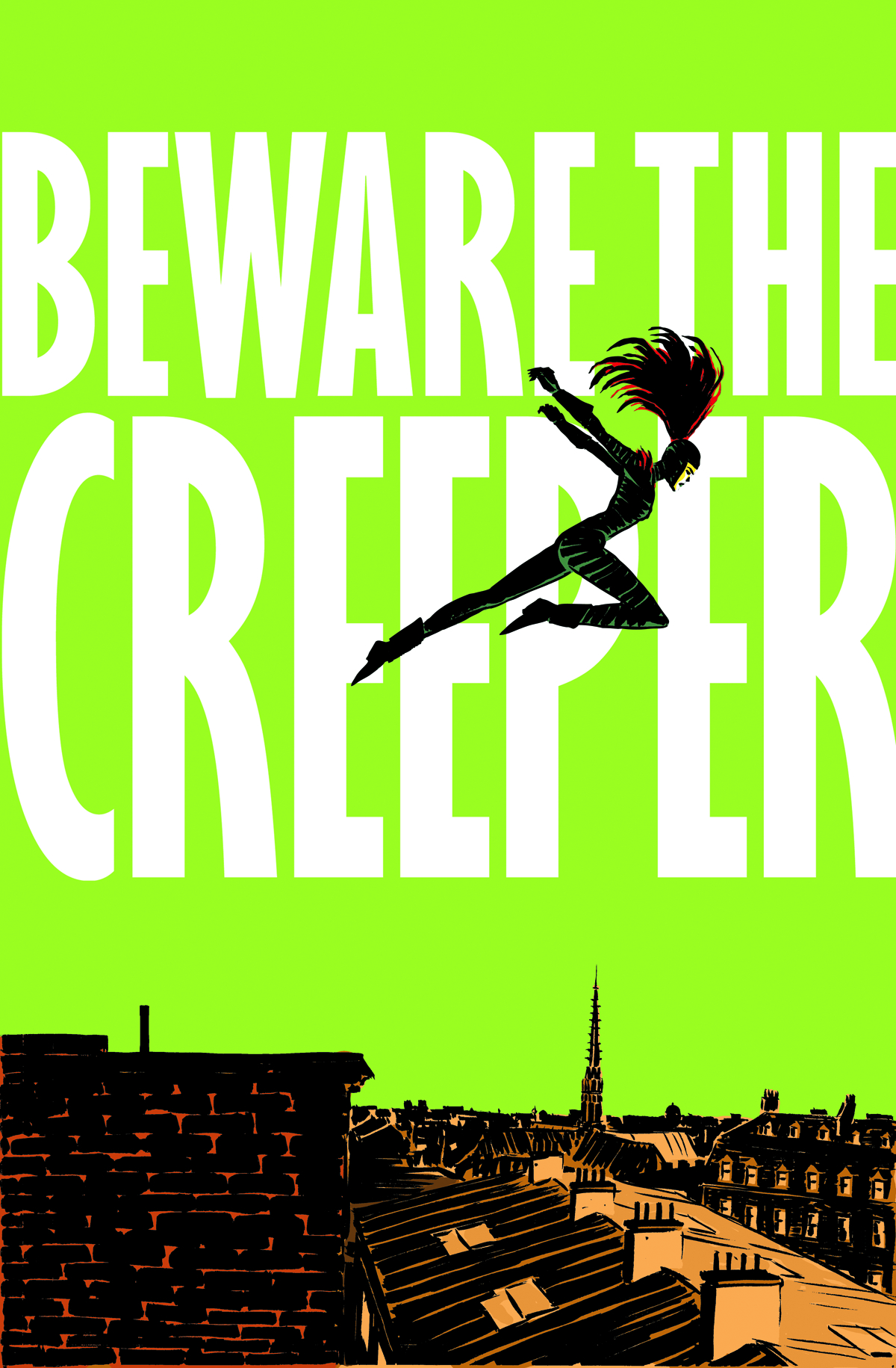 BEWARE THE CREEPER TP