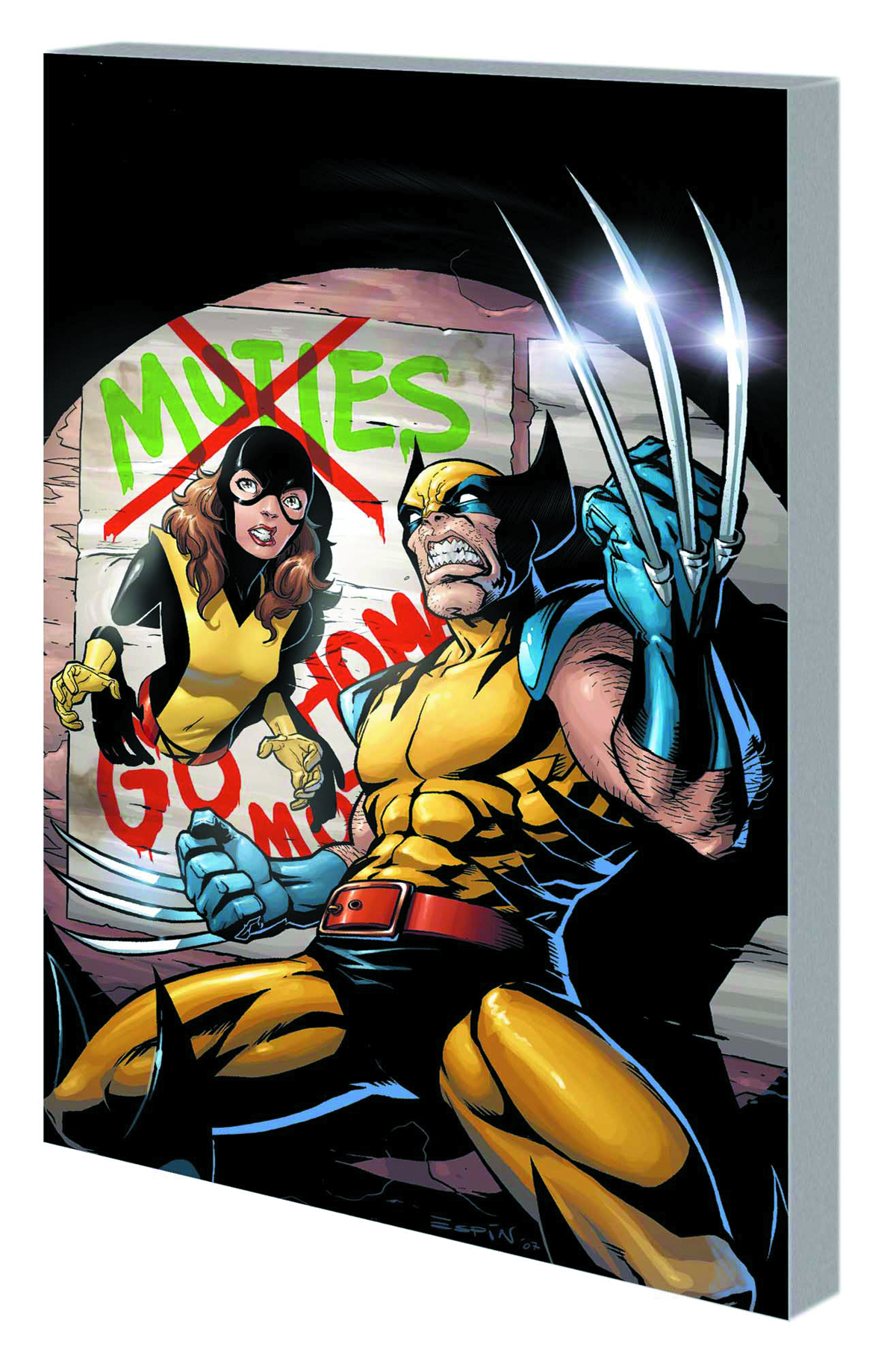 WOLVERINE COMIC READER TP #1