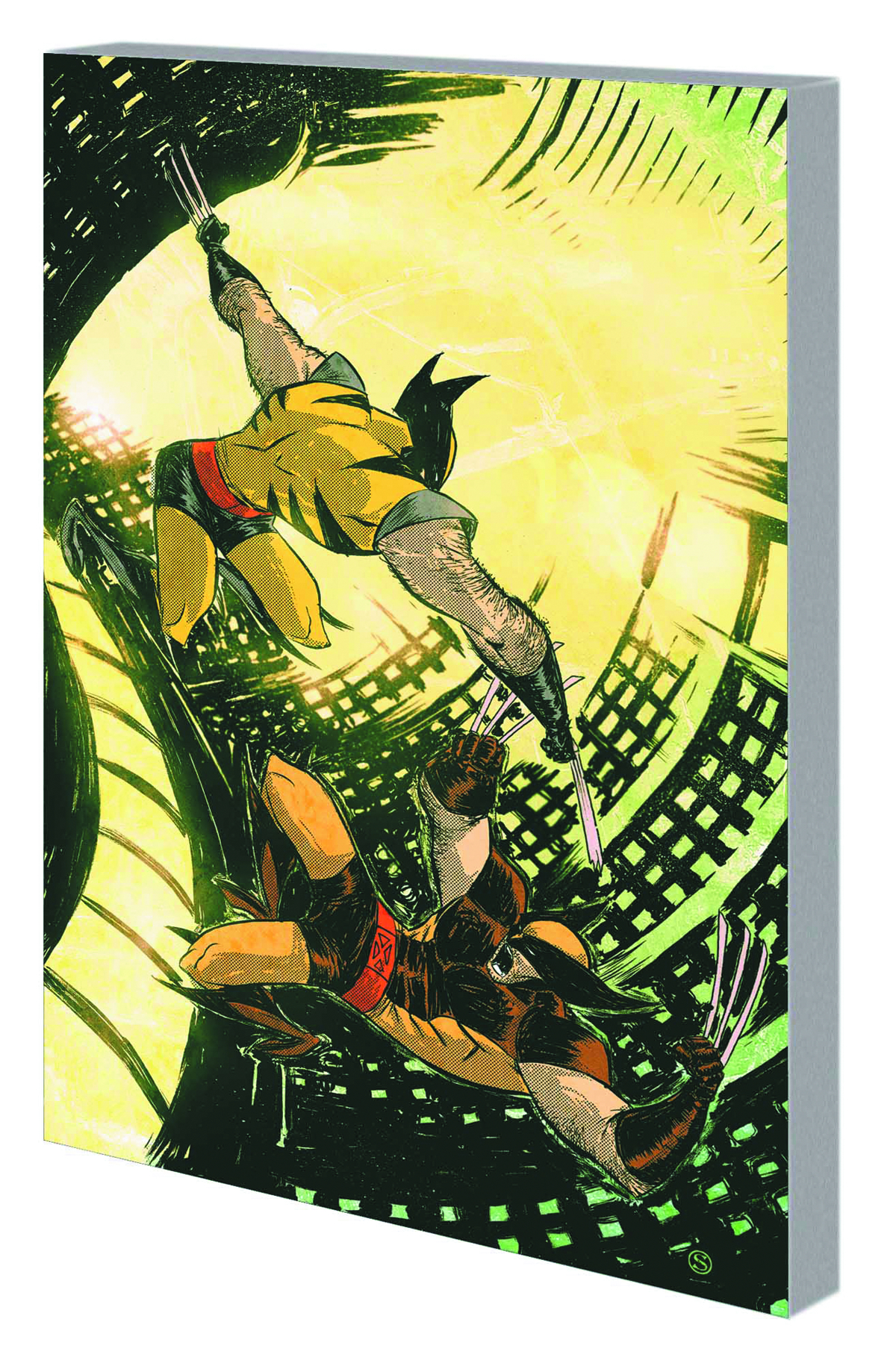 WOLVERINE COMIC READER TP #2