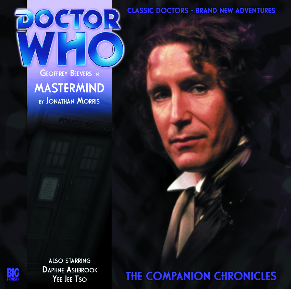 DOCTOR WHO COMP CHRON MASTERMIND AUDIO CD