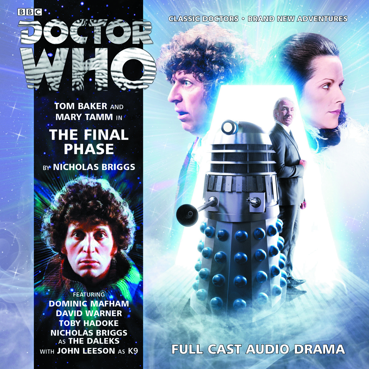 DOCTOR WHO FINAL PHASE AUDIO CD