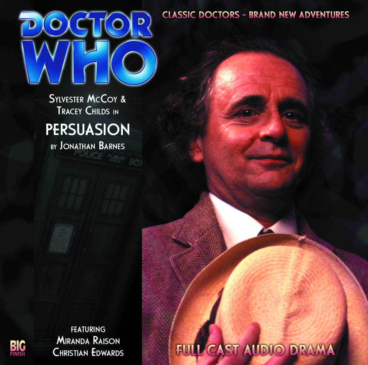 DOCTOR WHO PERSUASION AUDIO CD
