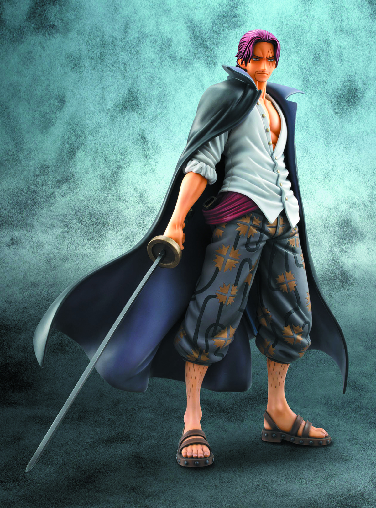 ONE PIECE POP DX SHANKS EX MODEL PVC FIG