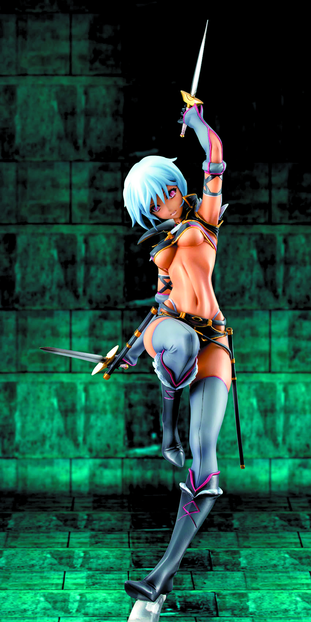 QUEENS BLADE P-11 ASSASSIN IRMA EX MODEL PVC FIG