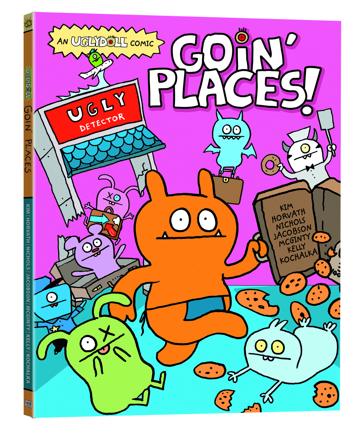 UGLYDOLL GN GOIN PLACES
