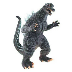 GODZILLA 11-IN COLLECTIBLE FIGURE 2013 ASST