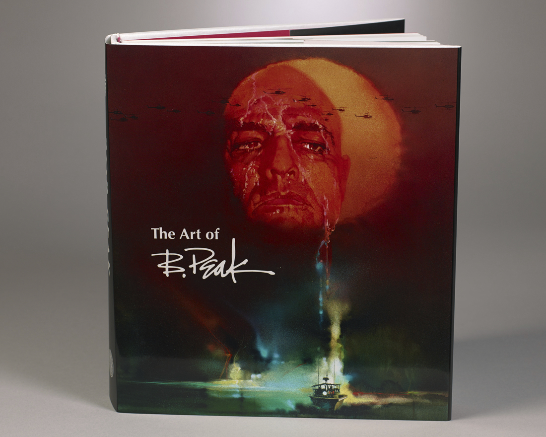 ART OF BOB PEAK HC