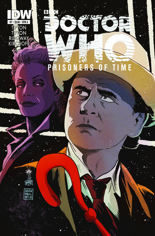 DOCTOR WHO PRISONERS OF TIME #7